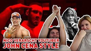Nico verarscht Youtuber | Ich treffe John Cena | Inscope21