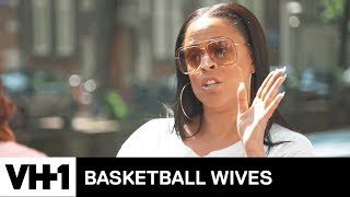 Shaunie Is Not Happy Evelyn Lozada Invited Jennifer Williams | Basketball Wives