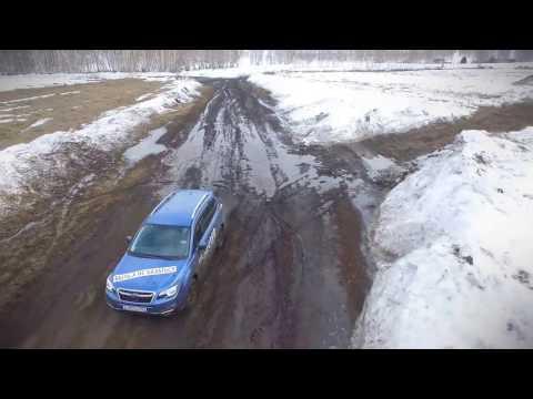 Тест-драйв Subaru Forester Кемерово