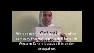 Kosmos Energy: leave occupied Western Sahara!