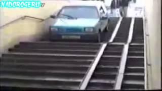 Авто Приколы на дороге Подборка Ноябрь 2014 Car Humor Compilation #65