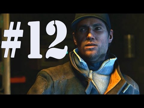 """Watch Dogs PS4 Gameplay Walkthrough Part 12 """"Collateral"""""""
