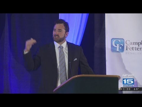 Jeff Saturday talks Colts, Hall of Fame in Kendallville