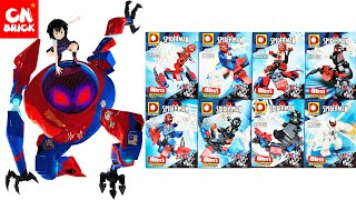LEGO Spider Man Into the Spider Verse DLP9095 Unofficial lego