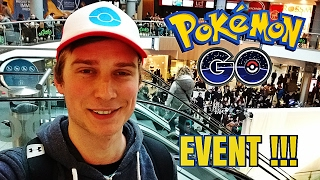 NA EVENCIE W BERLINIE - POKEMON GO!
