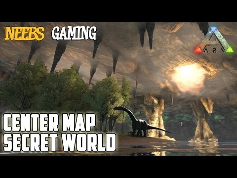 Ark: Suvival Evolved - Center Map Secret World