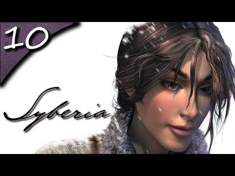 Mr. Odd - Let's Play Syberia - Part 10 - Barrockstadt Voice Cylinder[Walkthrough]