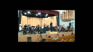 М.Игнатова ПОЭМА для скрипки, фортепиано и оркестра