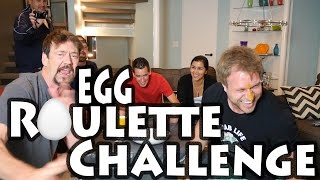 Egg Roulette Challenge | Collabfest 2015
