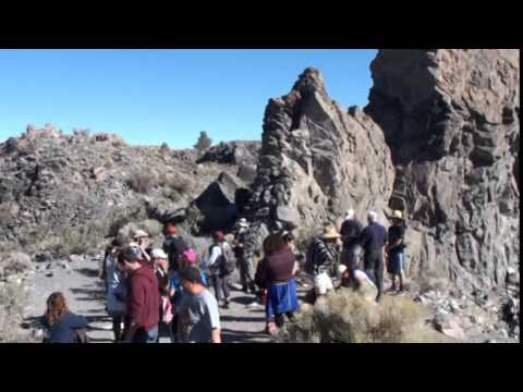 Geology Field Class to Owens Valley
