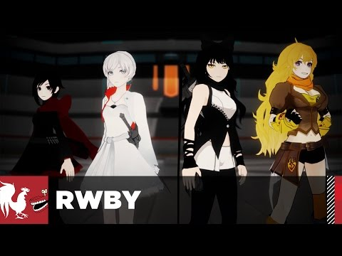 RWBY Volume 3: Opening Animation | Rooster Teeth