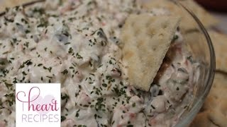 Creamy Seafood Salad | I Heart Recipes