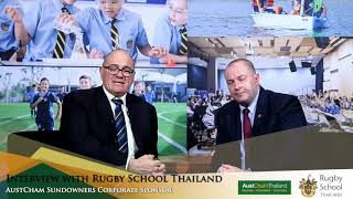 May Sundowners Interview Video with Rugby School Thailand