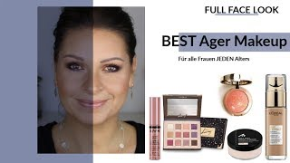Best Ager Makeup Look I Drogerie I NEW & Oldies I Mamacobeauty