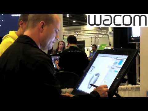 Wacom At SIGGRAPH 2011