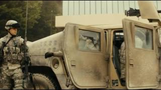 Fear the Walking Dead Military Breach Scene