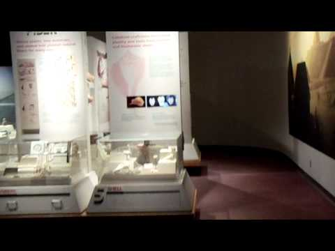Cahokia Mounds Historic Site Part 1 - Museum and visitors center