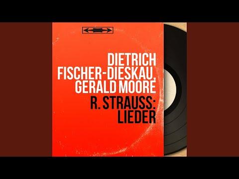 4 Lieder, Op. 27: No. 4, Morgen!