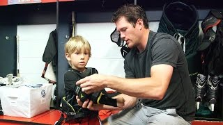 Ryan Suter: Carrying on the family legacy