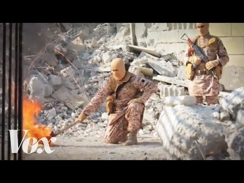 ISIS Videos Are Sickening. They're Also Really Effective.