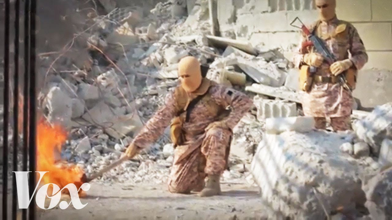 Download ISIS videos are sickening. They're also really effective.