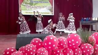 RICH WAY WEST SCHOOL UKG 2018 FATHIMATHUS SANA & ZAINAF SABEEHA