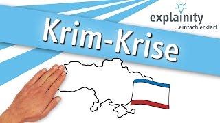 Die Krim-Krise einfach erklärt (explainity® Erklärvideo)