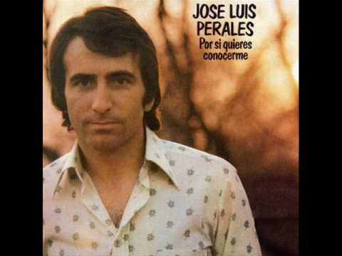 Podre Olvidar - Jose Luis Perales
