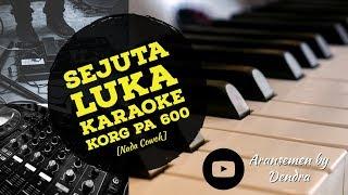 Sejuta Luka Karaoke KORG PA 600