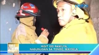 Fire in Tondo, Manila