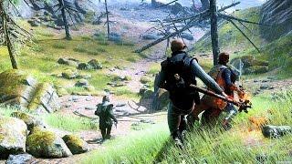 Dragon Age: Inquisition - Exploring The Hinterlands - 60 FPS - i5-3570k / GTX660