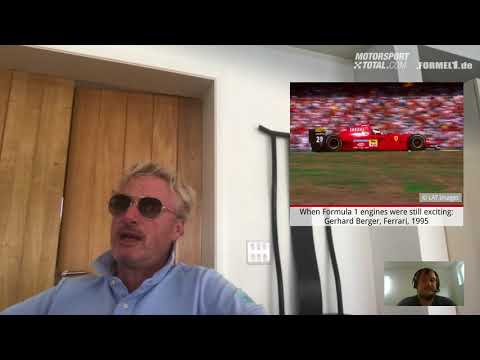 A Drink With Eddie Irvine, Episode #04 (On why McLaren is to blame for failed Honda project)