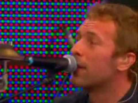 Coldplay and Richard Ashcroft - Bittersweet Symphony (Live 8)