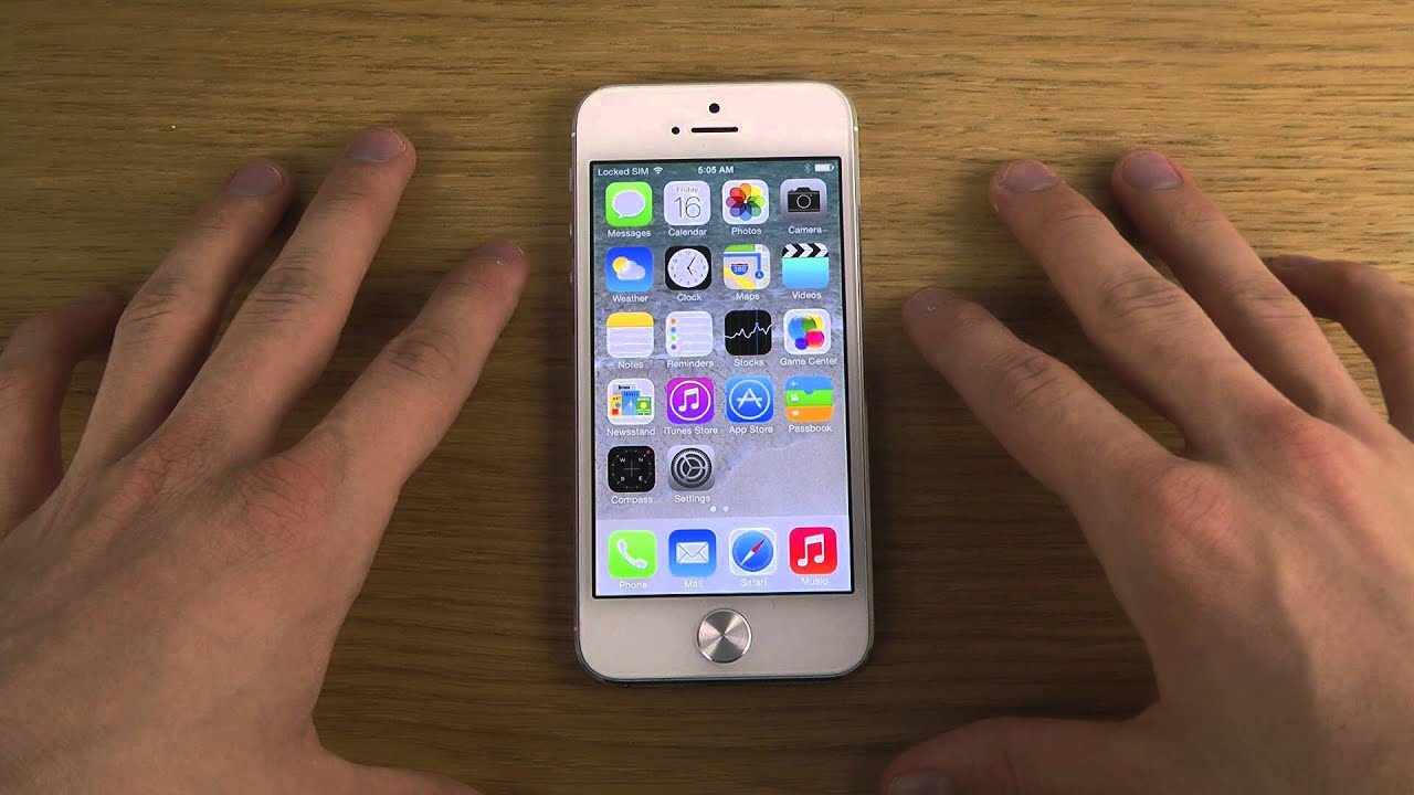 iphone 5 review iphone 5 ios 7 beta 6 review 11034