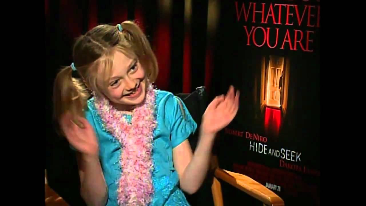 my first interview cutie dakota fanning 2005