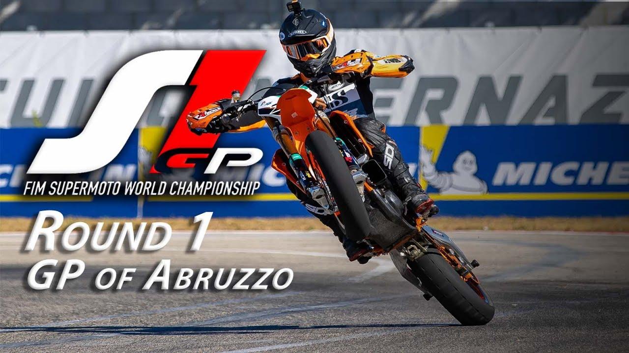 S1GP 2021 - [S1] ROUND 1   GP OF ABRUZZO, ORTONA, ITALY - Supermoto 26 Min Magazine