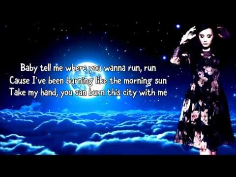 Demi Lovato - Wildfire (Lyrics)