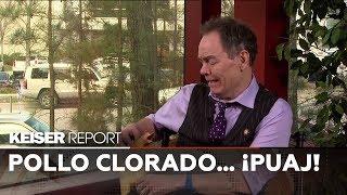 Keiser Report en Español: Pollo clorado...¡Puaj! (E1356)