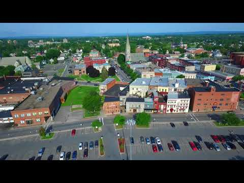 Downtown Plattsburgh NY July 22 2017
