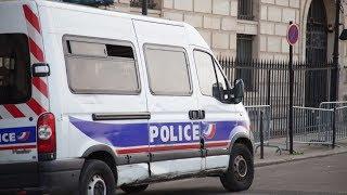 Нападение на штаб-квартиру полиции с ножом в Париже