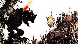 Final Fantasy VI Gameplay PC Full HD 1080p