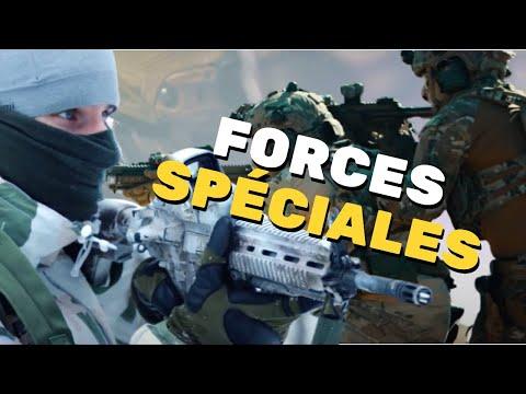 Les forces spéciales de l'armée de Terre