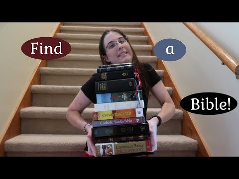 Find a Bible! - My Bibles - Bibles in my Room