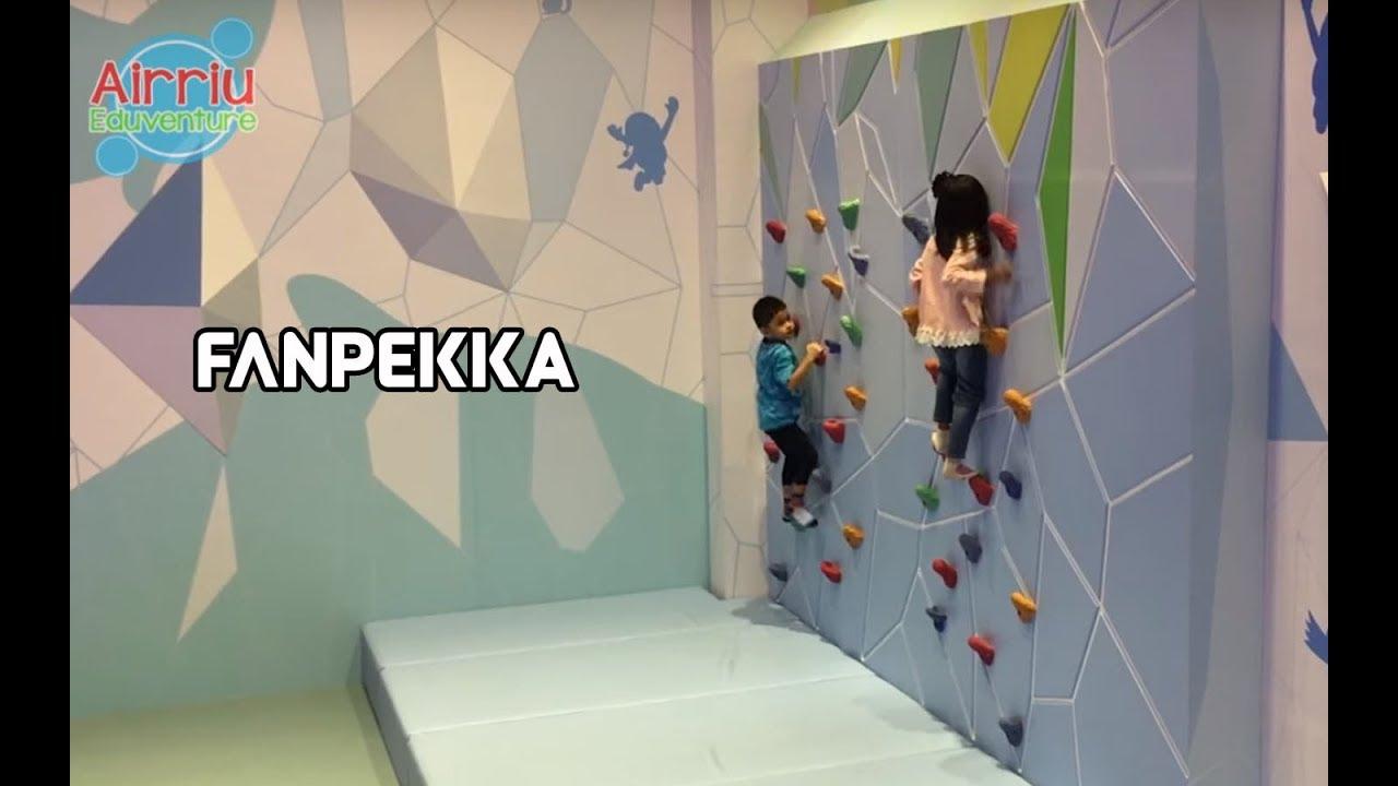 Indoor Kids Playground Luas Banget Fanpekka Aeon Mall Jakarta Tiket Masuk Garden City