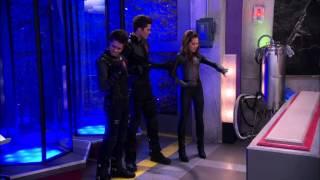 Сериал Disney - Подопытные - Сезон 2 Серия 14 - Бионические тайны. Часть 1