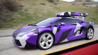 Lamborghini Hunt With THESTRADMAN !!