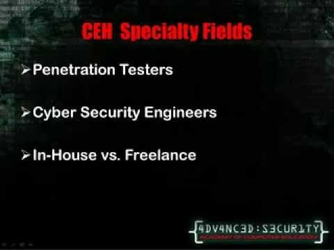 The Average Salary of the Certified Ethical Hacker CEH Certification