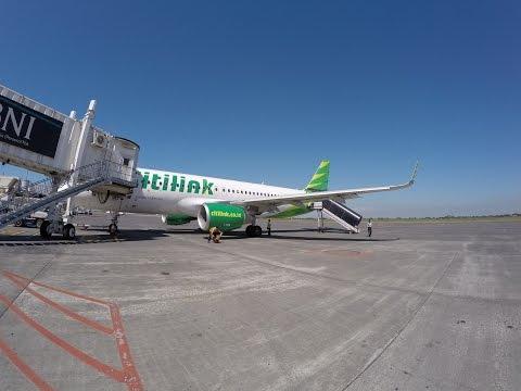 CITILINK   QG644 FLIGHT REVIEW SURABAYA TO DENPASAR BALI
