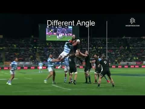 Rugby Lessons: How to ruck and protect the ball