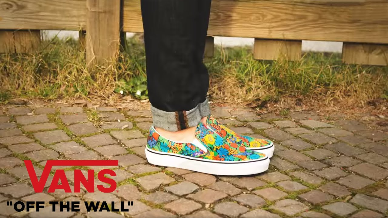963193bfe0c57e The Original Slip-on  Vans x Liberty Art Fabric